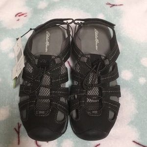 d20161dac8b8 Eddie Bauer Shoes - Eddie Bauer Bump Toe Sandals (Chris) Sz 2